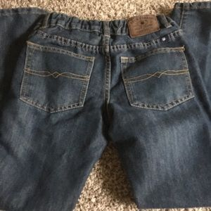 Two Pairs Boys size 12 Lucky Jeans